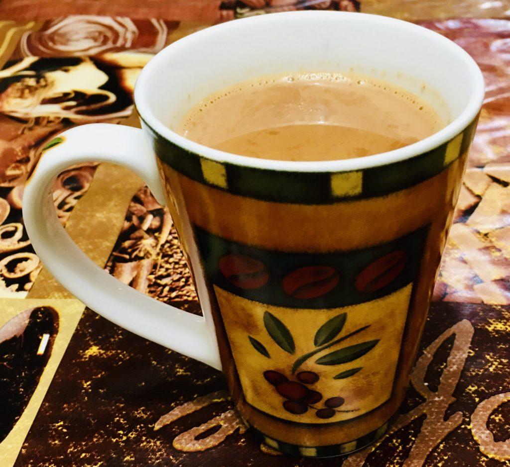 Masala Chai (Chai Latte) Recipe
