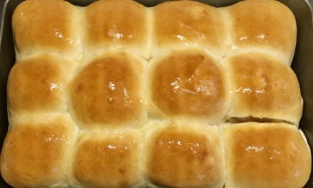 Eggless Pav Buns Recipe – Dinner Roll